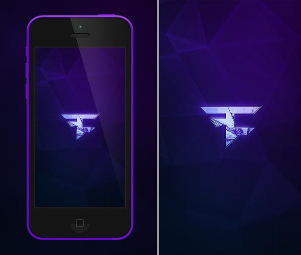 FaZe iPhone Wallpaper Designs 1 on Behance