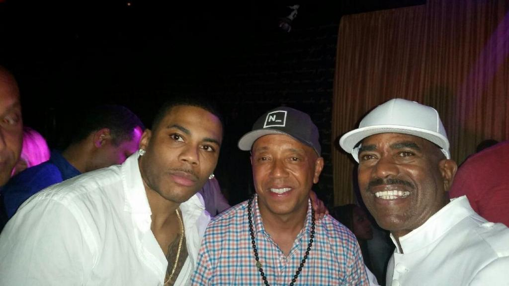 Kurtis Blow.. Nelly  Last night old school came our we raised over 2 million to help art programs http://t.co/uoxrePgEri