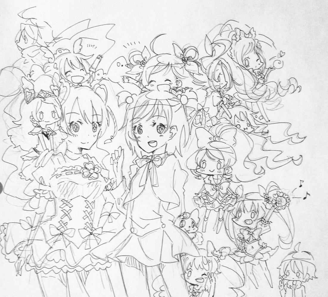 結 (@yuifujiura)さんのイラスト