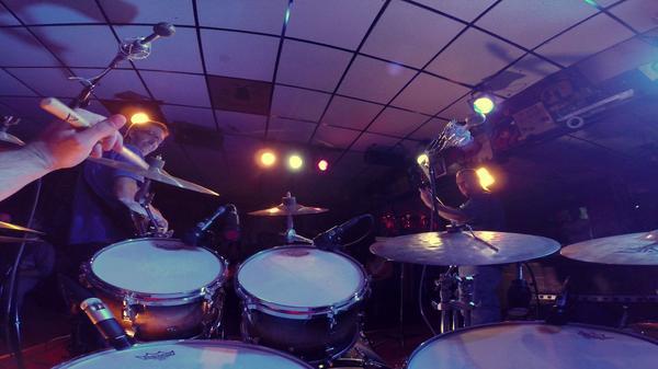 RT @SteveH_: Cool drummer pov sh