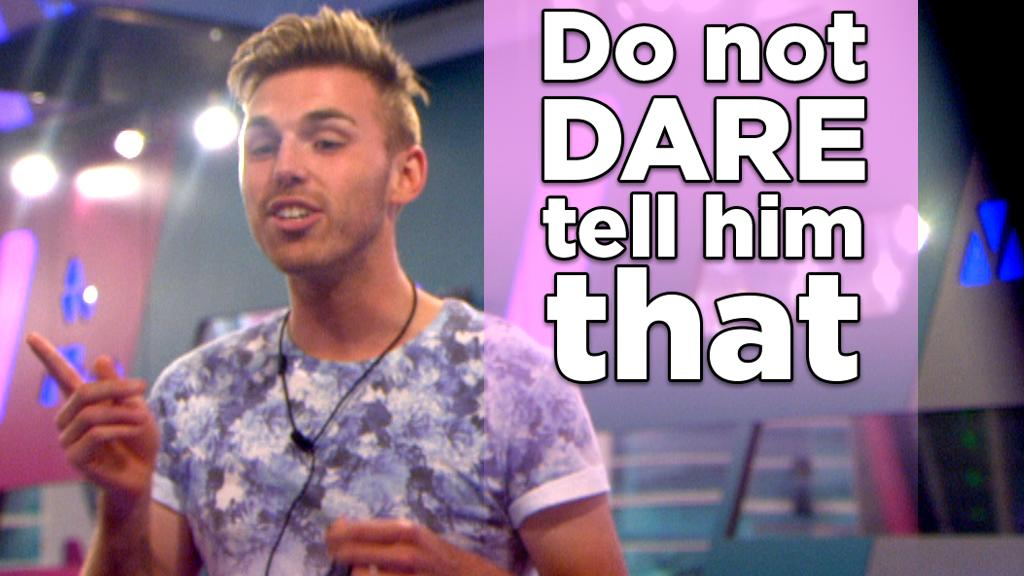 Last night, Christopher had a little confession to make about Mark… #BBUK http://t.co/iP3JmnKyqa http://t.co/9HCGpy0Zli