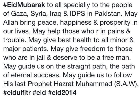 #EidMubarak #Eid #Eid2014 #EidulFitr #EidUlFitr2014 http://t.co/JXTSO7dOvW