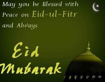 Eid Mubarak to All. http://t.co/MLI2A7o6fj