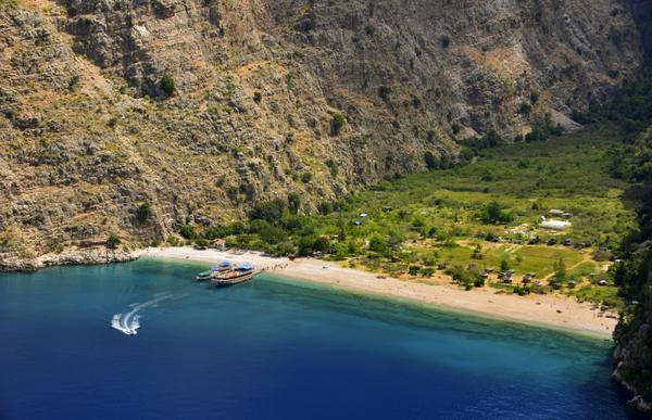 Where's the world's best beach? Hint: it's in Turkey...   >>> http://t.co/fTOtINQ4Gk @Turkey_Home #travel #Turkey http://t.co/AzMupW86P3