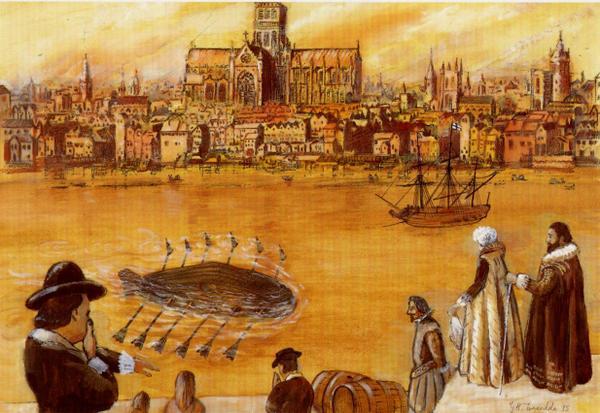 В этот день… 19 марта – 1 марта, подводной, войны, действительно, достанется, образом, будет, флота, тысяч, приоритет, Джевецкий, заодно, имени, проект, чертежи, группы, станет, время, субмарин, британской