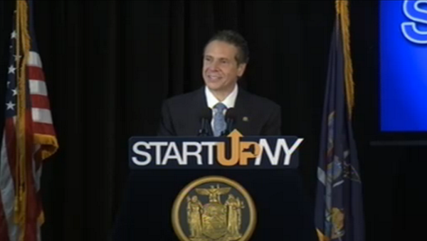 Gov. Cuomo makes START-UP NY jobs announcement