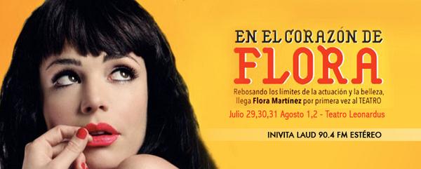 Laud Estereo On Twitter La Actriz Colombiana Flora Martínez