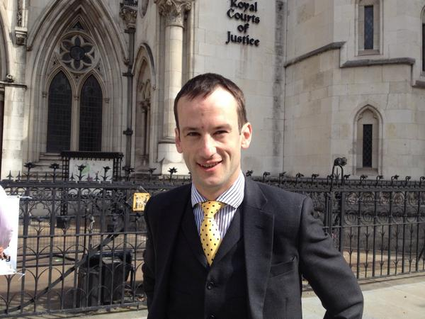 """Francis Hoar on Twitter: """"""""@simonharrisitv: Francis Hoar, counsel for the  voters challenging election, attacks Rahman's challenge. @itvlondon  http://t.co/UWbxDBQ0kJ"""""""""""