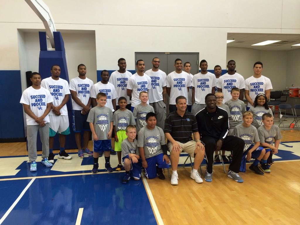 Uk Basketball: Julius Randle, Coach Cal, And The 2014-15 Wildcats