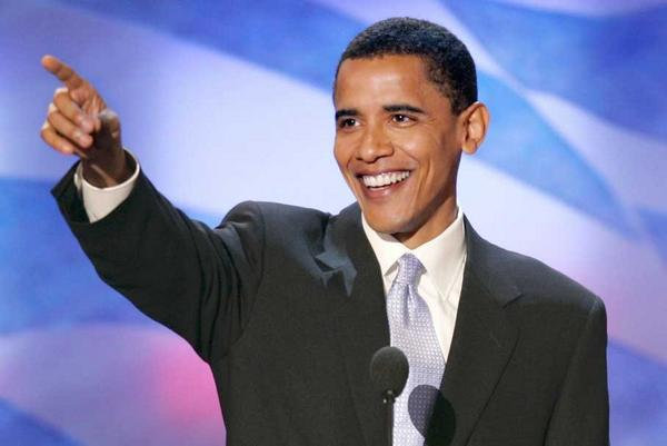 Image result for obama 10 years ago