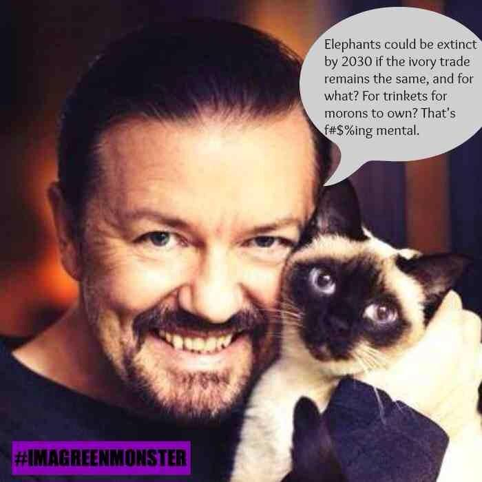 RT @Gervaisaholics: 10 Outrageously Awesome Quotes From Ricky Gervais That Prove He Is a Bonafide Animal Lover! http://t.co/kyqXWrI5zU http…