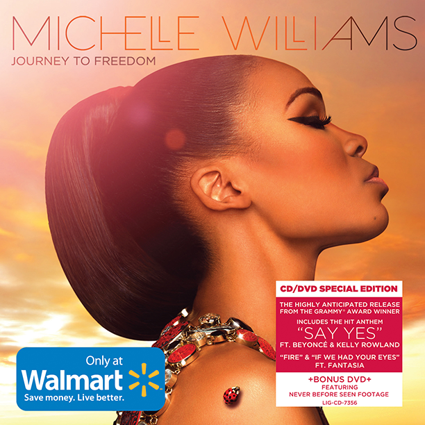 Pre-order the @Walmart CD/DVD exclusive of #JourneyToFreedom w/ music videos and more! http://t.co/iPVmaoxAmZ http://t.co/jAzY7f9fzz