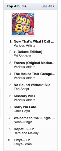 RT @thescript: This is looking good ;-) #NoSoundWithoutSilence #TheScriptFamily http://t.co/3NJEIeUNmn