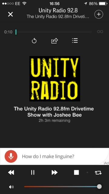 RT @Dremix_Pro: Lock into @UNITYRADIOFM guys with @JosheeBee #drivetime @rielleUK will be on soon to discuss #IamRielle & more!!! http://t.…