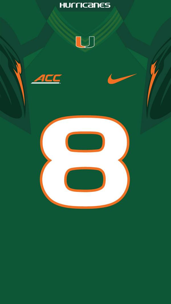Miami Hurricanes On Twitter Need A New Wallpaper For Your Phone