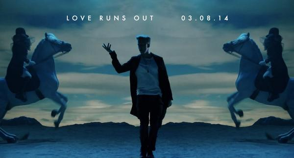 """ONEREPUBLIC on Twitter: """"The new single Love Runs Out is released in the UK  this Sunday. Three days to go.... http://t.co/jWx5Kg54xS  http://t.co/ZfgmhP6CWn"""""""