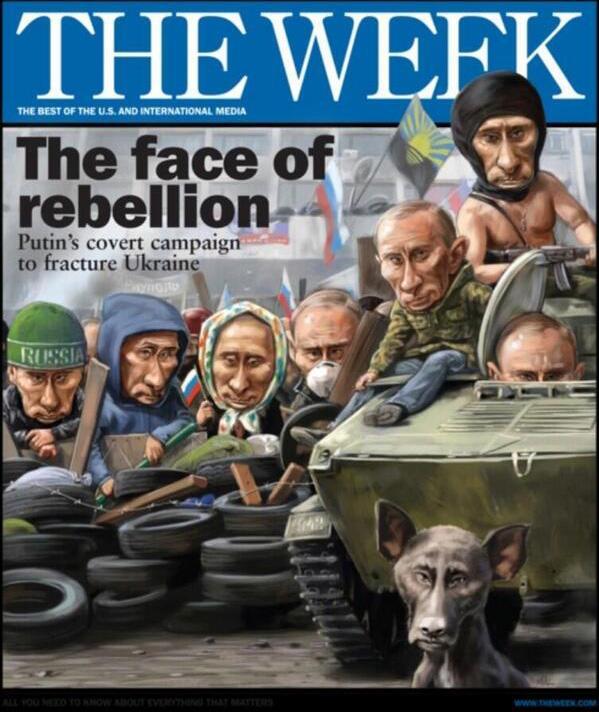 Ведущие издания Европы призвали руководство ЕС объединиться против Путина - Цензор.НЕТ 2477