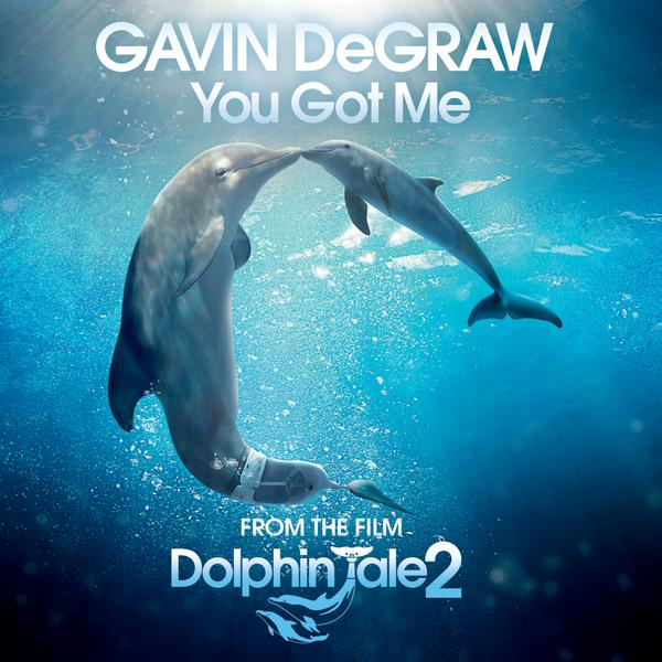 """""""You Got Me"""" by @GavinDeGraw is available now on @iTunesMusic. Featured in @dolphintale 2!! http://t.co/gCviiAGrve http://t.co/v4jAmYXQKZ"""