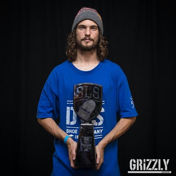 Congratulations @ToreyPudwill on taking 3rd place at @StreetLeague yesterday! #grizzlygang #bewarethebear http://t.co/Iz6qqaHZh8