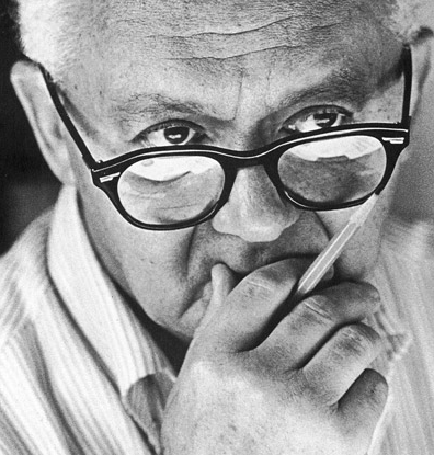 """#Design can be art. Design can be aesthetics. Design is so simple, that's why it is so complicated.""  - Paul Rand http://t.co/cfxE4LVccG"