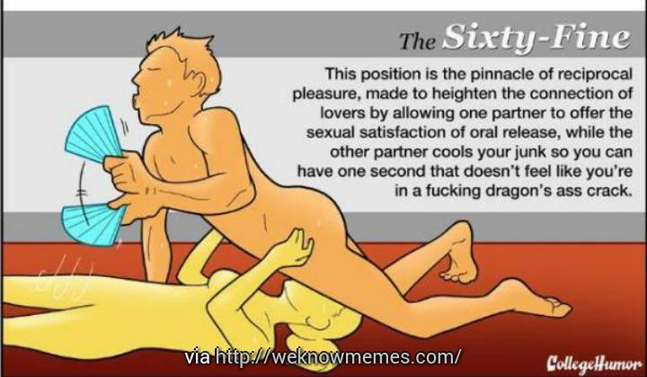 That sex position the beat awesome