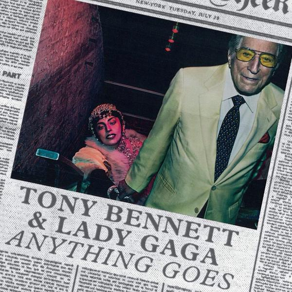 LADY GAGA FT. TONY BENNETT #AnythingGoes  BUY HERE: https://t.co/xz41Khl3Xs http://t.co/DDsrbxswIm