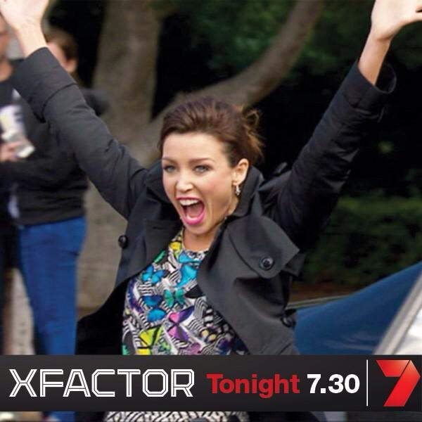 An hour to #showtime... #xfactorau @TheXFactor #groups http://t.co/xACrhsf0ZD