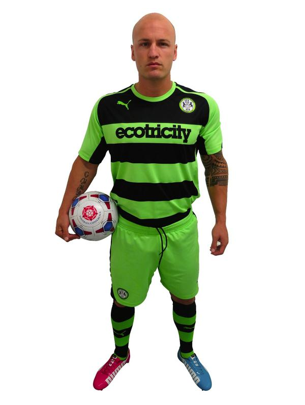 7de0618643a6f Forest Green Rovers on Twitter