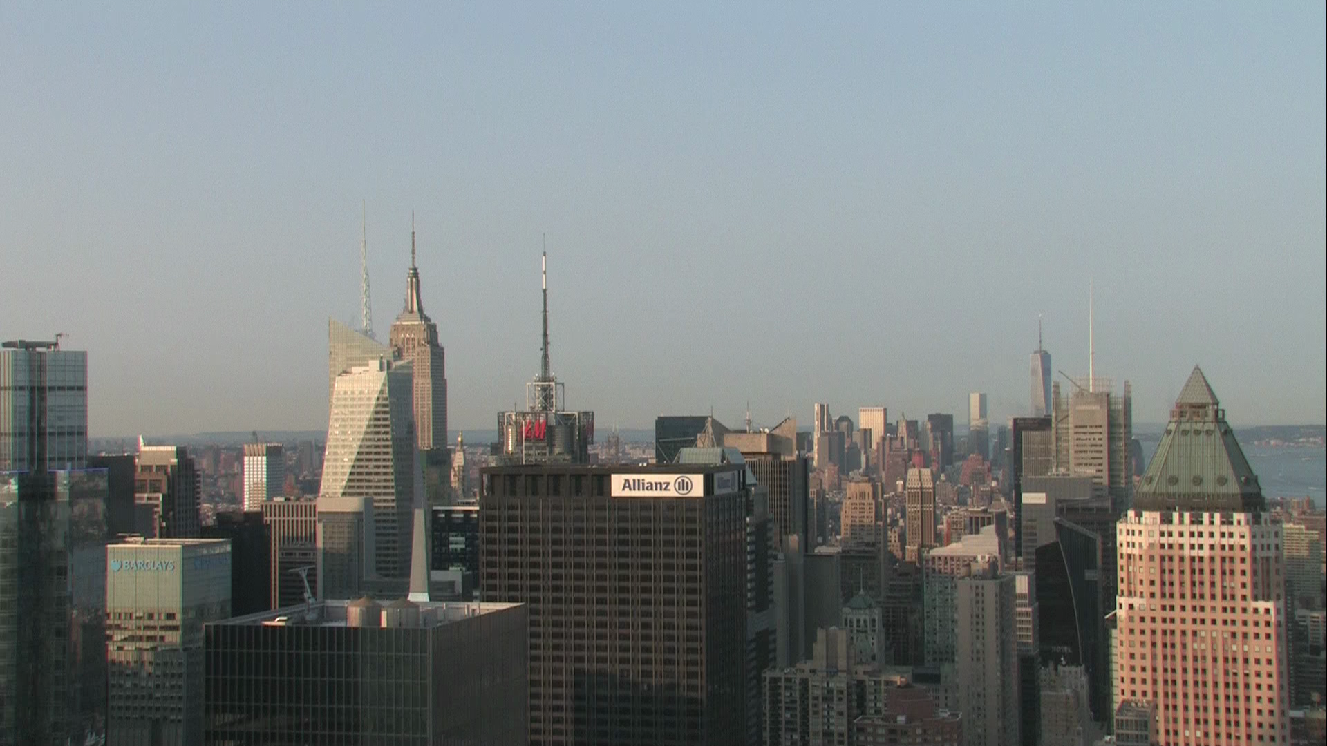 Twitter / ChrisCuomo: A beautiful cloudless #NewDay ...