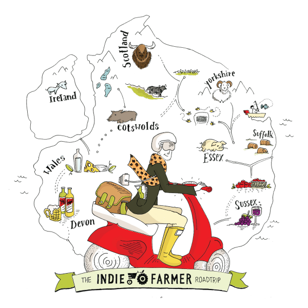 Support the farmer's son supporting  small farmers thro crowd-funded trip @indiefarm Donate: https://t.co/xNZTRHwX6t http://t.co/HL7iOzHQcg