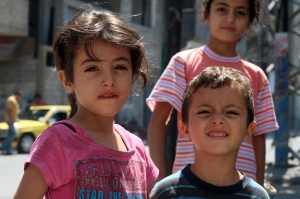 Los niños mayores de 6 años están viviendo ya su tercer conflicto en #Gaza  http://t.co/1WZ3ndwEzF http://t.co/H5CH6Srv8K