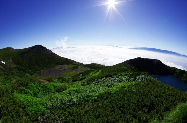 週末の御嶽からの景色ドーン!!! http://t.co/l51CZIhjvl