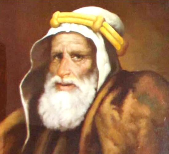الشيخ سلطان بن زايد الاول