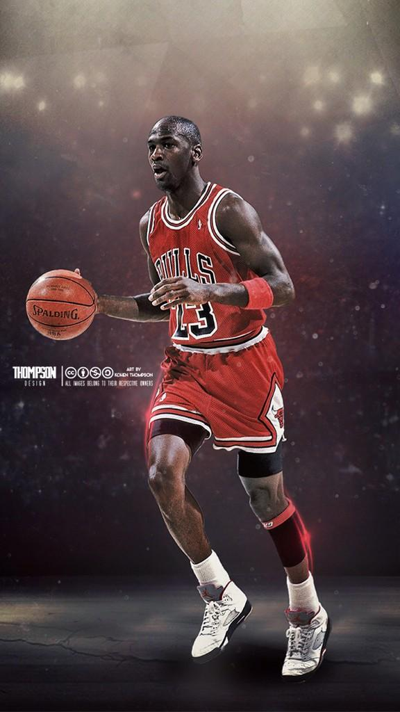 Thompson Design On Twitter Michael Jordan Iphone Wallpaper It Looks Great As A Home Screen Tco S1X1ImT7Rv