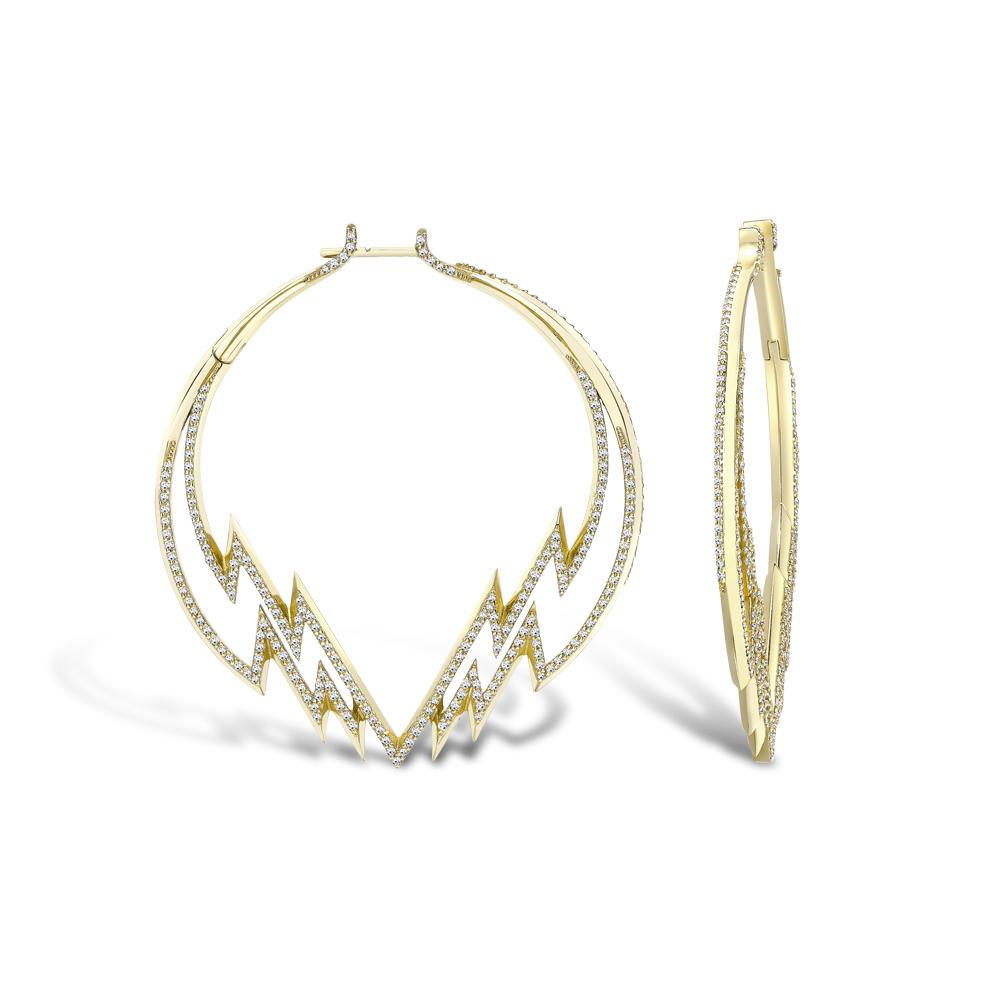 Obsession of the Day: The Electra #earrings by #Venyx http://t.co/Mx5Px0kopQ #EugenieNiarchos http://t.co/2ths8YMWiJ