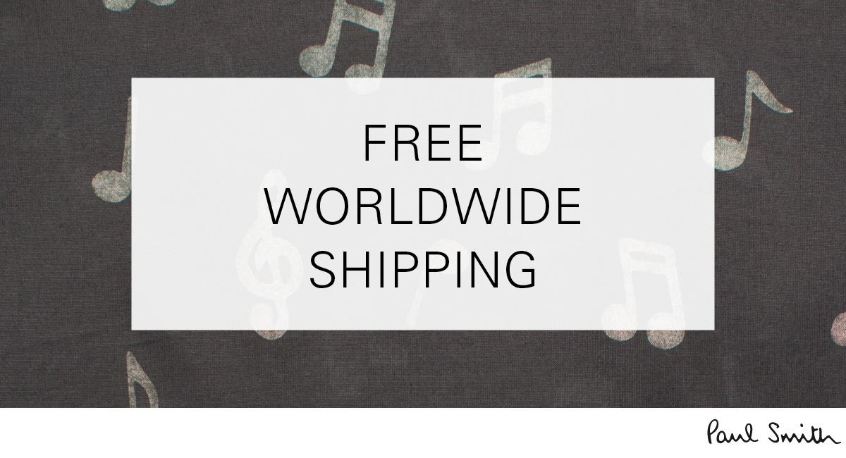 Free Worldwide Shipping on all orders ends midnight! Shop Paul Smith: http://t.co/dqa8ur1iyO http://t.co/2jK18AdhQo