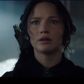 Katniss is back! The first teaser trailer for the new Hunger Games film is finally here... http://t.co/oGT6o1zlhM http://t.co/26J2TCz8Ex