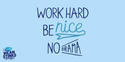 Here's to a drama free year! #ItsOnUs #NoDrama http://t.co/JQ3TEvX9zM