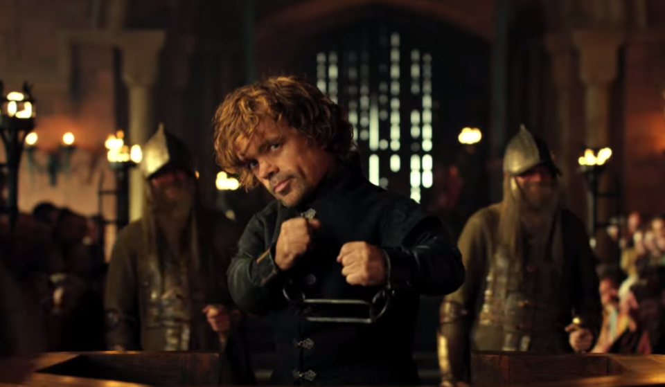 The Game of Thrones cast shares a blooper reel that will convince you you belong in Westeros: http://t.co/aNLRjldiwR http://t.co/Sfp9N39F5Q