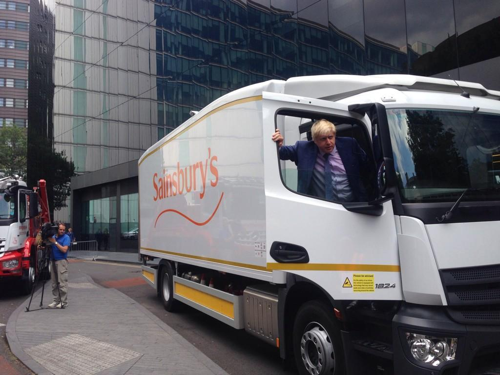 1/2 My Safer Lorries Scheme will see lorries without safety equipment banned from our streets http://t.co/y6PnmBS7nr http://t.co/wWG0Gvfb8a