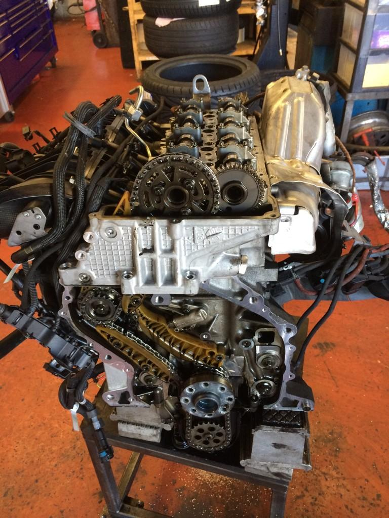 reedleyservicecentre on twitter 2009 bmw n47 timing chain at rear of engine. Black Bedroom Furniture Sets. Home Design Ideas