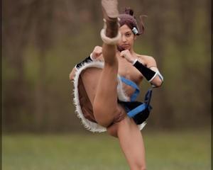 korra nude Avatar cosplay