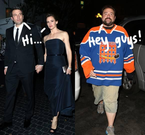 Dramz!!! --> #JenniferGarner May Be Why #BenAffleck & #KevinSmith Aren't Besties Anymore! http://t.co/vfThPos8CK http://t.co/3VpbxcqRbH