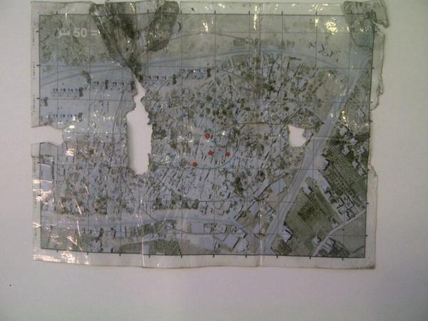 Cette carte saisie sur un terroriste du <a href=