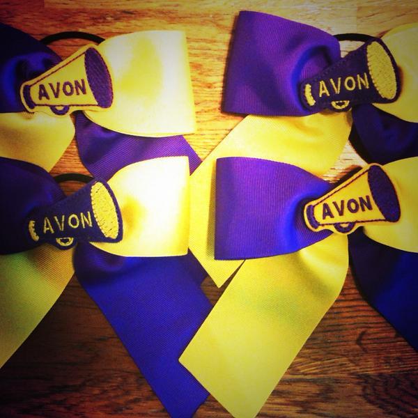 Cheer Bows ONLY at @AvonEagleShop!! @Avoncheer@AvonAthletics @avoneagle@avonbasketball @avonfootball #kathyskreations http://t.co/PylTZRKOq7