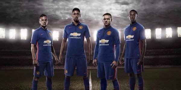 Pic: Manchester United third kit debuts in Inter Milan friendly