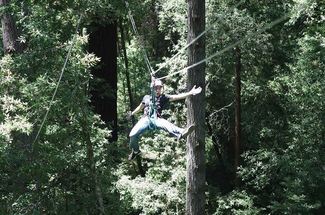 Our company went #ziplining at Redwood Canopy Tours! What outdoor adventures are you up to? Let's see! #bonding http://t.co/A6JqrKTx1V