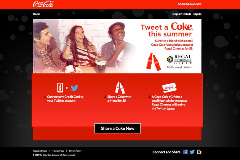 Tweet a Free Coke to Your Movie-going Friends http://t.co/B6LDchsmE3 http://t.co/W4gw5UGlmZ