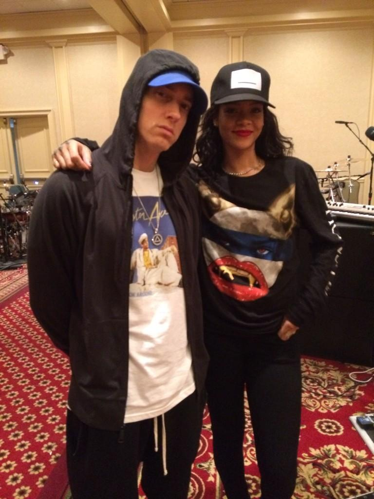 Marshall! @Eminem #MONSTERtourRihearsals #Detroit http://t.co/IZCHz5QGnF