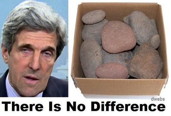 Heinz-Kerry – less killed today by terrorist than last 100 years